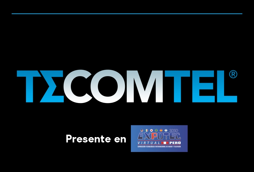 TECOMTEL, media partner de la EXPOTEC PERÚ